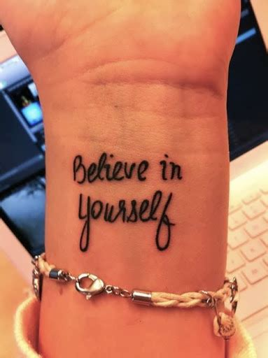 inspirational words for tattoos on wrist inspirational wrist tattoos designs ideas and meaning