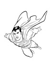 superman coloring page free printable superman coloring pages for