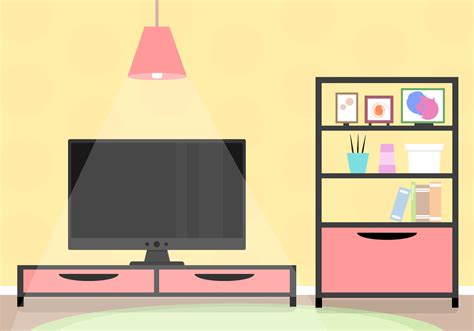 online drawing room free living room vector download free vector art stock