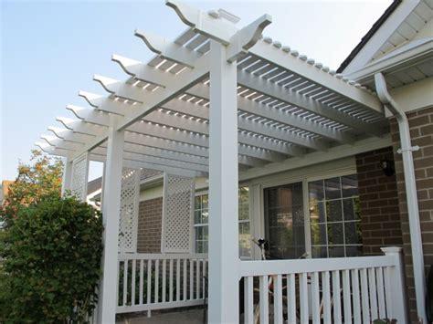 lattice roof pergola outdoor goods