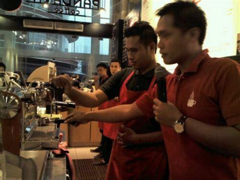 Mesin Kopi Slayer pandava coffe hadirkan the slayer espresso machine event
