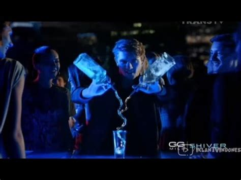 Gg Shiver iklan gg mild shiver edisi jadi bartender