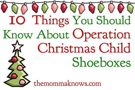 ten things to know about ideas for home decoration ideas operation christmas child diy things to make and diy