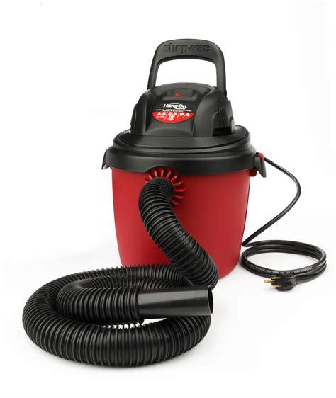 Vacuum Shop Shop Vac 2 5 Gallon 2 5 Peak Hp Hangon Vacuum