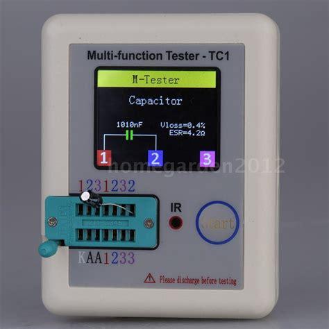 high power diode tester 2016 transistor tester tft diode triode capacitance meter