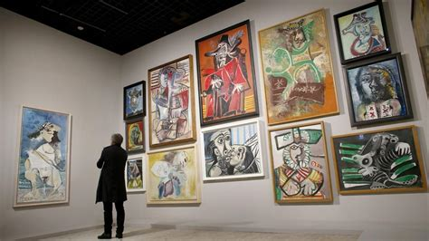 picasso paintings exhibition picassomania and how blockbuster exhibits are saving museums