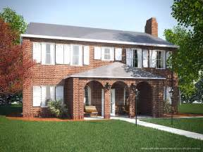 Two Story House Hepp 2 Story House