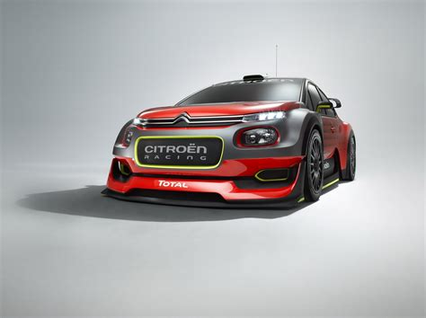 Citroen Wrc by Citro 235 N C3 Wrc Concept Previews A Return To Rally