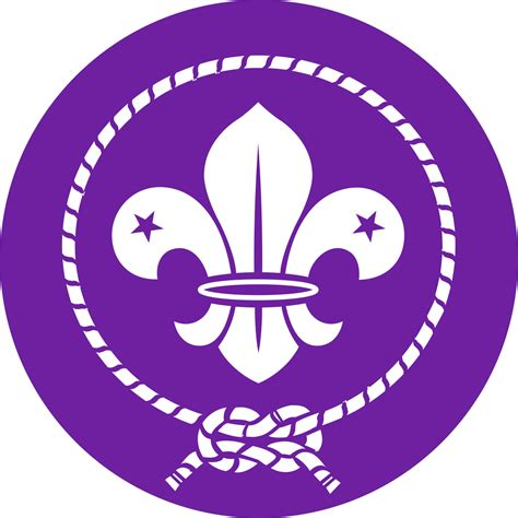 The Scout world scout emblem