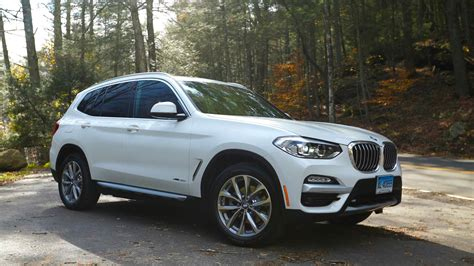 Bmw 3 2019 Deutsch by 2018 Bmw X3 May Be Among The Best Luxury Compact Suvs