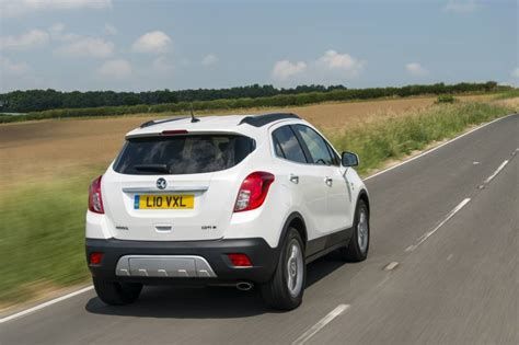 Where Is Vauxhall Mokka Made Vauxhall Mokka Car Review Rac Drive