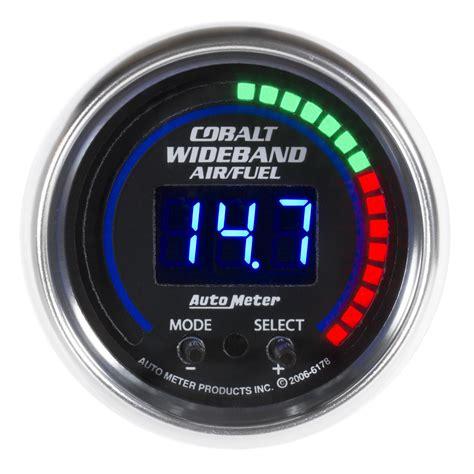 air fuel 2 1 16 quot wideband pro air fuel ratio 6 1 20 1 afr cobalt