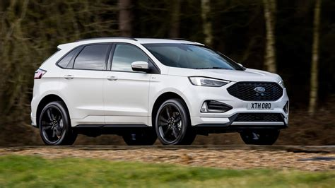 new ford suv 2018 new ford edge updated suv arrives at geneva 2018 car