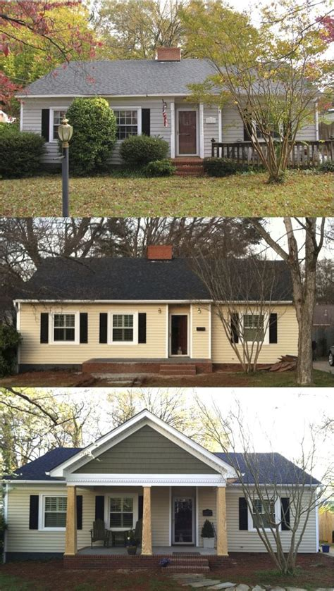 Garage Add Ons Designs before and after the porch addition for the home pinterest