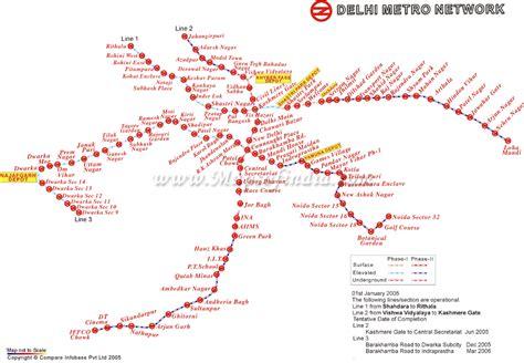 pusa road map metro map gurgaon