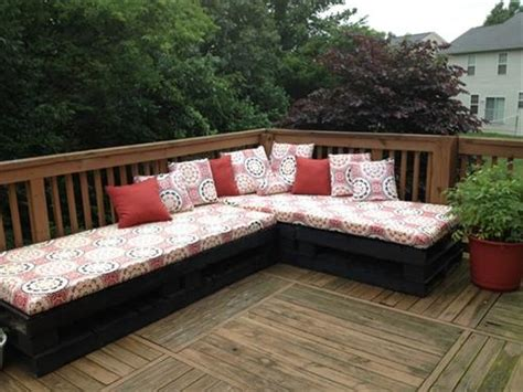 wooden pallet garden sofa plans pallets designs