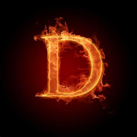 Letter Hd Image D D