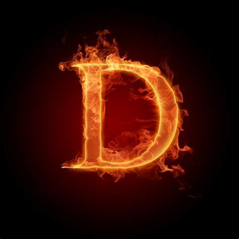 The Alphabet images The letter D HD wallpaper and