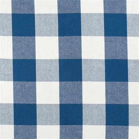 Navy Blue Plaid Curtains Navy Blue Plaid Upholstery Fabric By The Yard Large Scale Plaid Curtains Custom Blue White