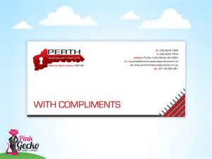 with compliment slips with comp slips with compliments