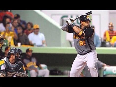 manny ramirez swing analysis manny ramirez hitting doovi