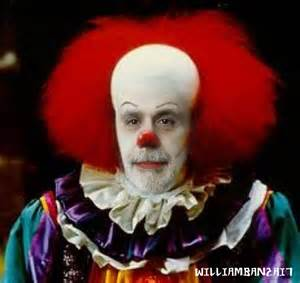 scariest movie villains pennywise clown