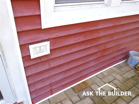 can you paint the trim on vinyl windows you can paint vinyl siding use light urethane paint