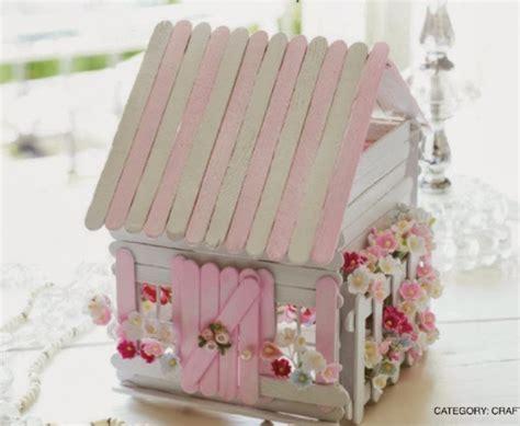 imagenes de casitas con palitos de helados ecolog 237 a y reciclaje casitas hechas con palitos de helado