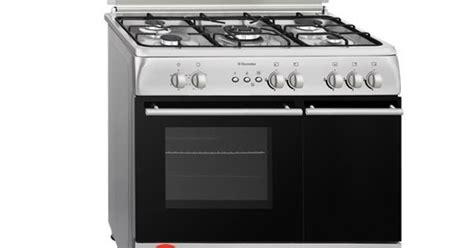 Kompor Gas Yang Ada Oven harga dan spesifikasi kompor gas oven electrolux terbaru