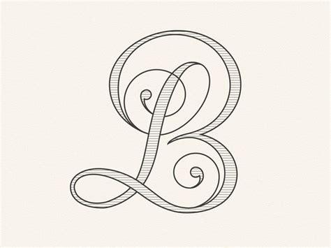 Lb Monogram lb monogram monograms logos and typography