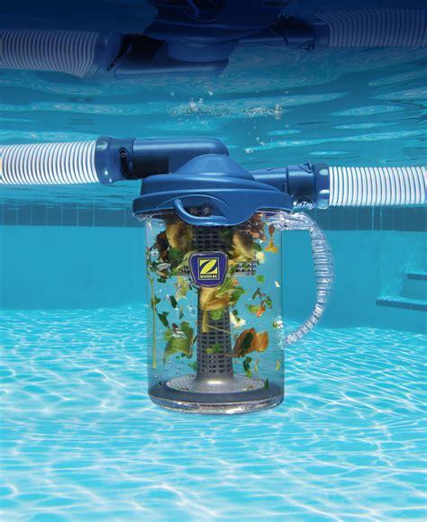 hayward pool cleaner inline leaf canister zodiac cyclonic leaf catcher zodiac pool systems