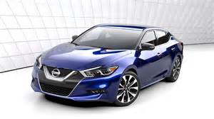 Nissan 2015 Cars New York 2015 Nissan Maxima Revealed The About Cars