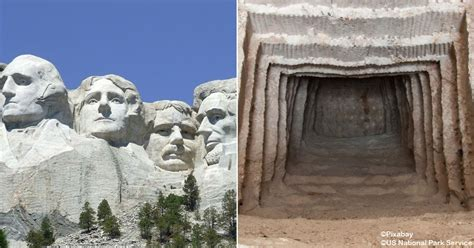 mt rushmore hidden room a secret room inside mount rushmore holds answers for
