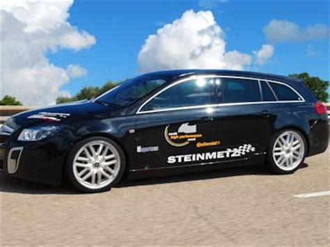 Schnellstes Auto Von Opel by Steinmetz Opel Inginia Sports Tourer Opc Der Schnellste
