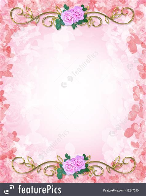 Wedding Invitation Card Background by Greeting Card Template 187 Free Blank Greeting Card
