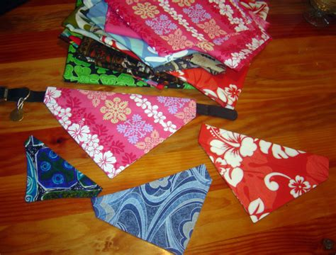 how to make a bandana sallygoodin make bandanas for rescue dogs