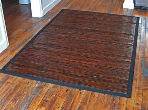 bamboo floor rugs bamboo floor rug rugs ideas