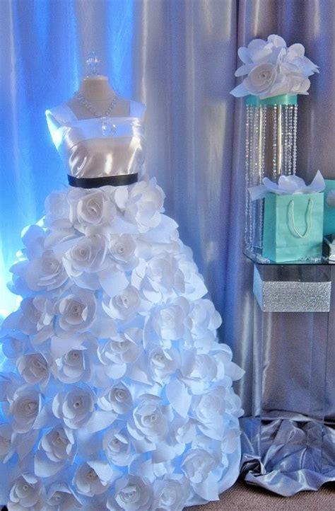 Make A Paper Dress - paper dress bridal
