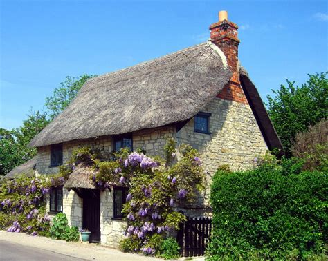 20 gorgeous thatched cottages