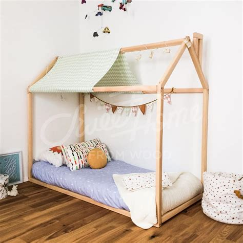 Toddler Bed Bunk Beds Toddler Bed Play House Bed Frame Children Bed Bunk Bed