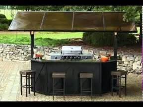 21 Grill Gazebo Shelter barbeque gazebo bbq lights hardtop steel stools backyard