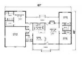 House Plans With 2 Master Suites Plan 13305ww Log Home Plan With Twin Master Suites