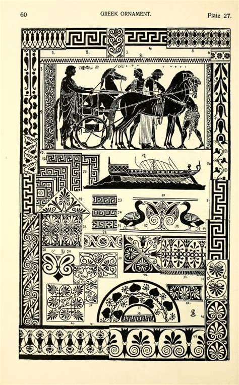 hairstyles ancient to present book styles of greek ornament ancient history pinterest
