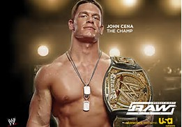 WWE Wrestling John Cena