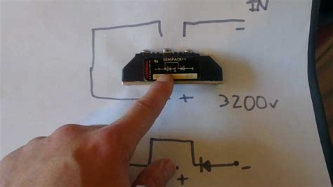 how to test thyristor diode modules thyristor diode help