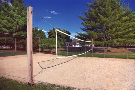 backyard sand volleyball court 73 best images about outdoor living on pinterest wood