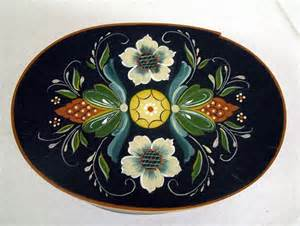 Rosemaling norwegian decorative painting norway s folk art