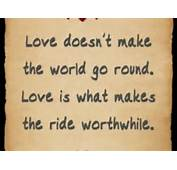 Miracle Of Love Sweet Quotes