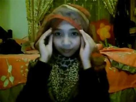 tutorial pashmina silang tutorial shawl silang by siti kush youtube