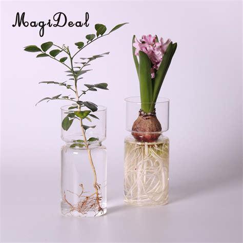 floreros de cristal baratos jacinto florero de cristal compra lotes baratos de